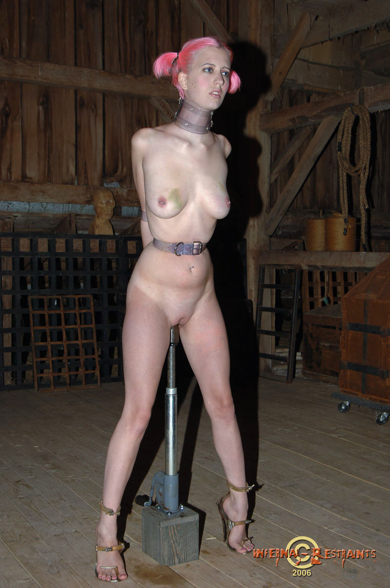 Slave cherry torn bdsm torment perverts bizarre extreme 5