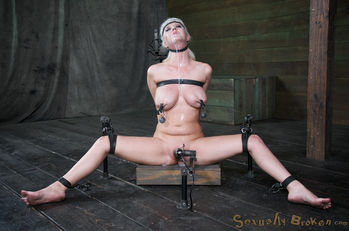 sadistic restraints