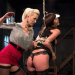 Marica Hase & Cherry Torn at Whipped Ass