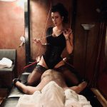 CBT & Bondage with Traveling Dominatrix Cherry Torn