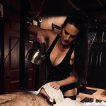 Waterboarding with Traveling Dominatrix Cherry Torn & Sophie Monroe